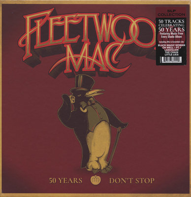 Fleetwood Mac 50 Years - Don't Stop (5 LP Box Set)