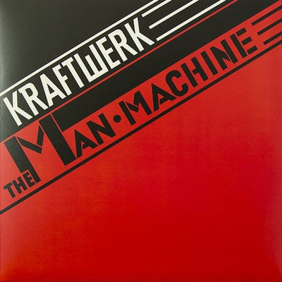 Kraftwerk The Man Machine (2009 Edition)