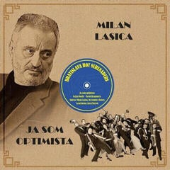 Milan Lasica Ja Som Optimista (Vinyl LP)