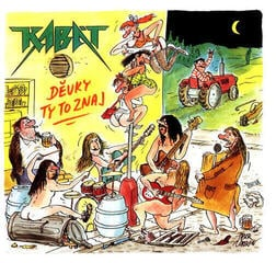 Kabát Devky Ty To Znaj (Vinyl LP)