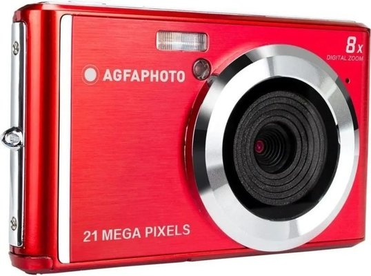 AgfaPhoto Compact DC 5200 Red