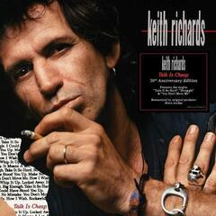 Keith Richards Talk Is Cheap (Indie Lp-Limited)