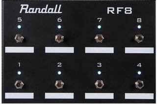 Randall RF8 MIDI Footswitch