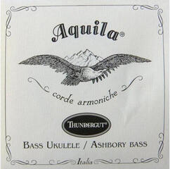 Aquila Thundergut Bass Ukulele Set 4 string