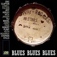 Jimmy Rogers All-Stars Blues Blues Blues (Vinyl LP)