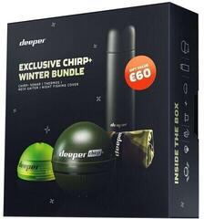 Deeper Fishfinder Chirp+ Winter Bundle