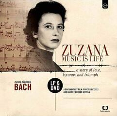 Zuzana Růžičková Zuzana: Music Is Life - A Story Of Love, Tyranny And Triumph – Special Dvd & Lp Edition