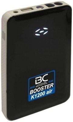 BC Battery Booster K1200 Air Jump Starter