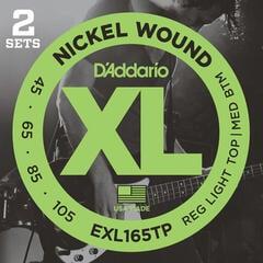 D'Addario EXL 165 TP