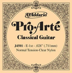 D'Addario J 4501 Single Guitar String