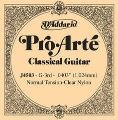 D'Addario J 4503 Single Guitar String