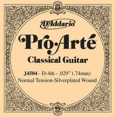 D'Addario J 4504 Single Guitar String