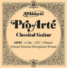 D'Addario J 4505 Single Guitar String