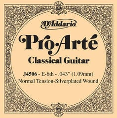 D'Addario J 4506 Single Guitar String