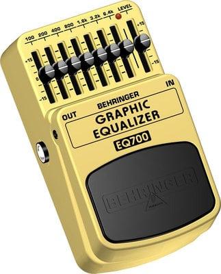 Behringer EQ 700 GRAPHIC EQUALIZER