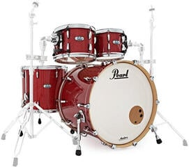 Pearl MCT924XEFP Masters Complete Shell Set Inferno Red Sparkle