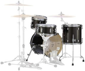 Pearl MDT764P Midtown Shell Set Black Gold Sparkle