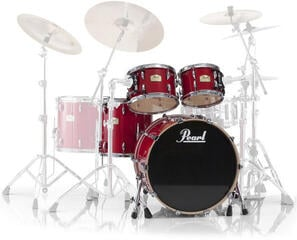 Pearl SSC904XUP Session Studio Classic Sequoia Red