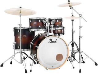 Pearl DMP905 Decade Maple Satin Brown Burst