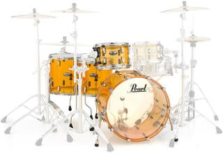 Pearl CRB524FP/C Crystal Beat Tangerine Glass