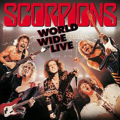 Scorpions World Wide Live (2 LP + CD)