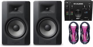 M-Audio BX8 D3 Audio SET 1