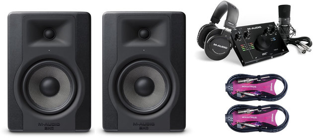 M-Audio BX5 D3 Studio SET