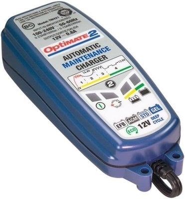 Tecmate Battery Charger Optimate 2
