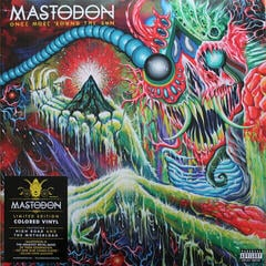 Mastodon Mastodon LP Once More 'Round The Sun (Coloured Vinyl)
