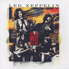 Led Zeppelin How The West Was Won (Remastered 4 LP Set)