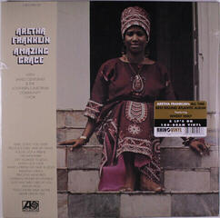 Aretha Franklin Amazing Grace (Vinyl LP)