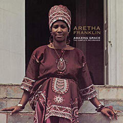 Aretha Franklin Amazing Grace: The Complete Recordings (4 LP)