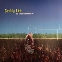 Geddy Lee Rsd - My Favorite Headache (Black Friday 2019)