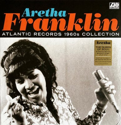 Aretha Franklin Atlantic Records 1960S Collection (6 LP)