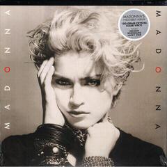 Madonna Madonna (Clear Vinyl Album)