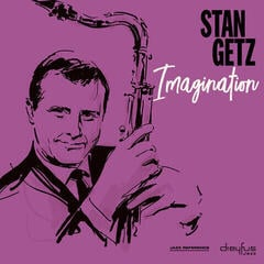 Stan Getz Imagination (Vinyl LP)