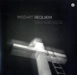 Carlo Maria Giulini Mozart: Requiem (Lp)