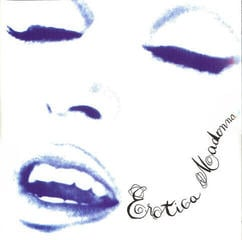 Madonna Erotica (Vinyl LP)