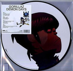 Gorillaz Demon Days (Picture Vinyl Album)