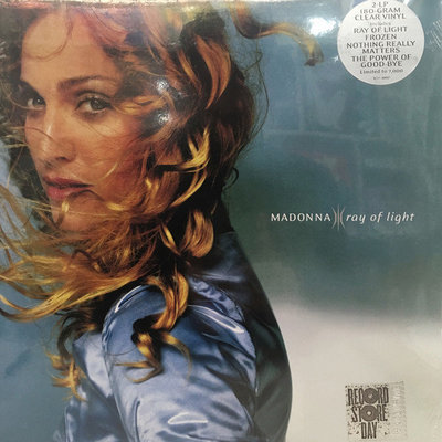 Madonna Rsd - Ray Of Light