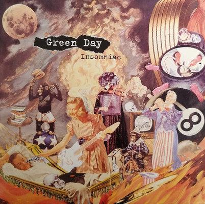 Green Day Insomniac