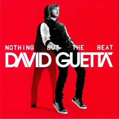 David Guetta Nothing But The Beat (Red Vinyl)