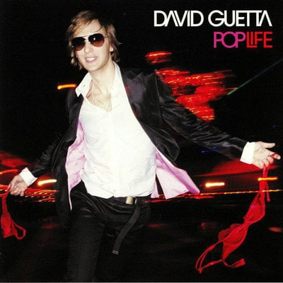 David Guetta Pop Life (Red Vinyl)