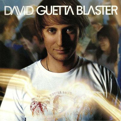 David Guetta Guetta Blaster (Gold Vinyl)