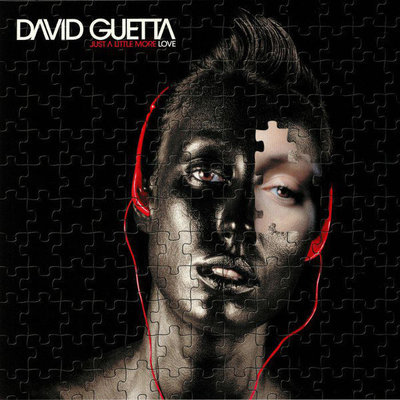 David Guetta Just A Little More Love (Clear Vinyl)