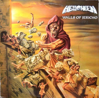 Helloween Walls Of Jericho