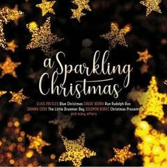 Various Artists A Sparkling Christmas (Gold & Clear Coloured Vinyl)