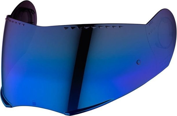 Schuberth Visor Blue Mirrored C3 Pro/C3 Basic/C3/S2 Sport/S2/XL-3XL