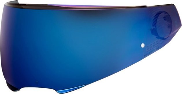Schuberth Visor Blue Mirrored C4 Pro-Carbon/C4 Basic/C4/XL-3XL