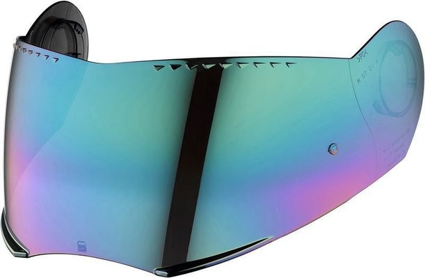 Schuberth Visor Iridium Mirrored C3 Pro/C3 Pro Woman/C3 Basic/C3/S2 Sport/S2/XS-L